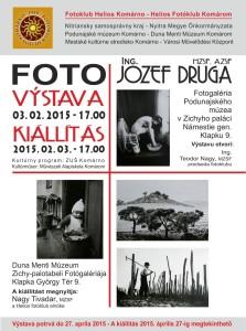 Otvorenie autorskej výstavy Ing. Jozefa Drugu , AZSF, MZSF,