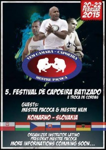 5.festival de capoeira
