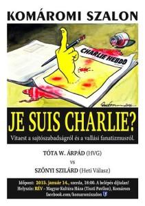JE SUIS CHARLIE?