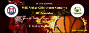 MBK Rieker COM-therm Komárno-BC Prievidza