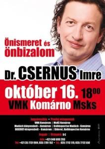 """Dr. Csernus Imre """"Önismeret és bizalom"""""""