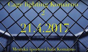 Cage Fighting Komárno 2