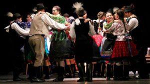 Ľudový tanec – Néptánc-antológia 2017