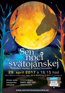 Sen noci svätojánskej – muzikál