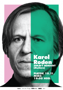 Zdravý nemocný (Karel Roden)