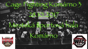 Cage Fighting Komárno 3
