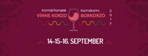 Komárňanské vínne korzo / Komáromi borkorzó
