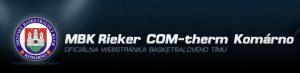 MBK Rieker COM-therm Komárno-BK Inter Bratislava