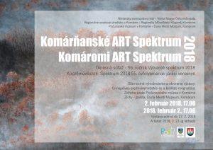 Komárňanské ART Spektrum 2018