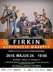 Kedvenceid Másképp – Firkin – Akusztikus koncert