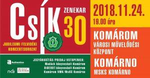 Csík30 – Komárom – Fonográf Fesztivál