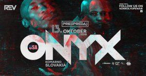 Konkoly Open AirKonkoly presents: ONYX/ USA