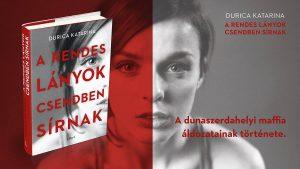 A rendes lányok csendben sírnak – könyvbemutató