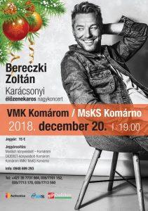 Bereczki Zoltán / karácsonyi élozenekaros nagykoncert
