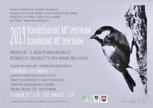 2019 Komárňanské ART SPEKTRUM / Slávnostné vyhodnotenie a otvorenie výstavy