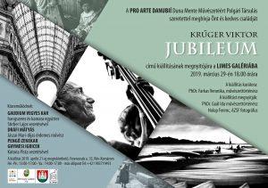 JUBILEUM Viktor Krűger / výstava