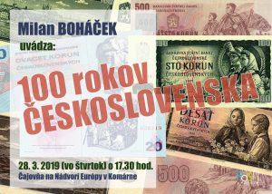 100 rokov Československa
