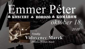 Peter Emmer- a hosť Marek Vidovenec