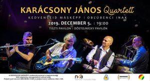 Karácsony János Quartett – Kedvenceid Másképp