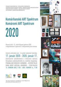 Komárňanské ART Spektrum / Komáromi ART Spektrum 2020