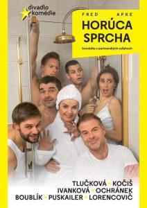 Fred Apke – Horúca sprcha (komédia o partnerských vzťahoch)