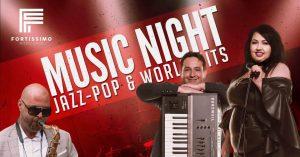 Jazzový večer s kapelou Fortissimo
