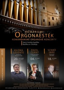 Komárňanské organové večere / Komáromi orgona esték