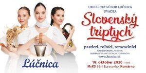 SLOVENSKÝ TRIPTICH / Lúčnica