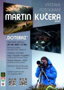 "Vernisáž výstavy ""DOTERAZ"" Martin Kučera"