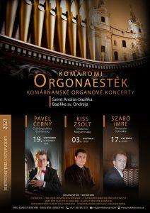 Komárňanské organové koncerty